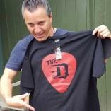 Karl Perazzo- world class percussionist for the Santana band
