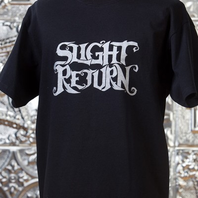 Slight-Return-Stacked-Logo-T-Shirt