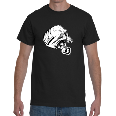 The D Skull Staff T-Shirt